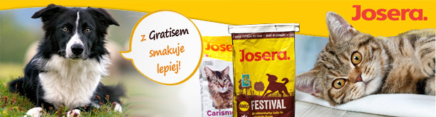 promocja Josera gratis do dużego worka