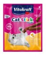 Vitakraft Cat Stick Mini Drób i Wątroba 18g [10869]