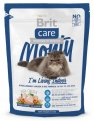 Brit Care Cat New Monty I'm Living Indoor Chicken & Rice 400g