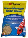 Tropical Koi & Goldfish Basic Sticks worek 90g