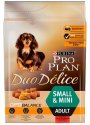 Purina Pro Plan Duo Delice Adult Small & Mini Wołowina & Ryż 2,5kg
